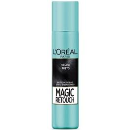 Spray para Retoque L'oréal Paris Magic Retouch 75 ml Preto