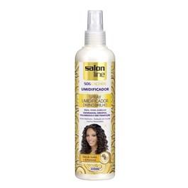 Spray Umidificador Salon Line S.O.S Cachos 300 ml Divino Brilho