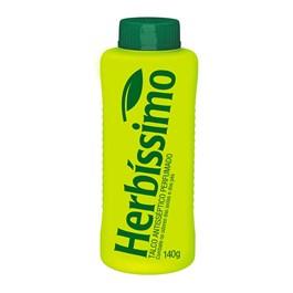 Talco Pés Herbíssimo Pó 140 gr Perfumado