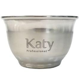 Tigela para Creme de Barbear Katy Alumínio