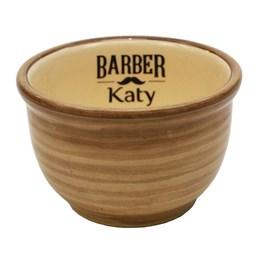 Tigela para Creme de Barbear Katy Porcelana