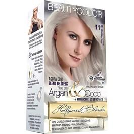 Tintura Beauty Color 11.11 Louro Claríssimo Especial Platinado