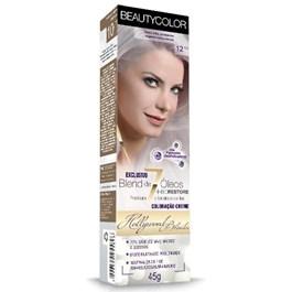 Tintura Beauty Color 12.122 Louro Ultra Claríssimo Especial Extra Violeta
