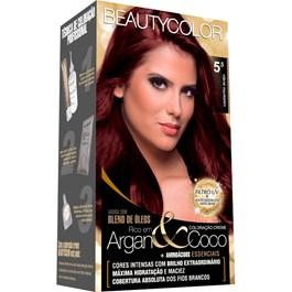 Tintura Beauty Color 5.50 Castanho Caju