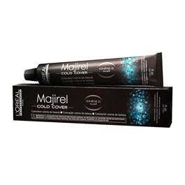 Tintura L'Oréal Majirel Cold Clover 8.11 Louro Claro Cinza Profundo 50g