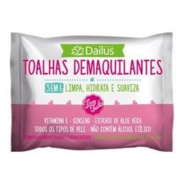 Toalhas Demaquilantes Dailus Color Tira Tudo 3 em 1