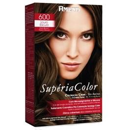 Tonalizante Amend Supéria Color Louro Escuro 600