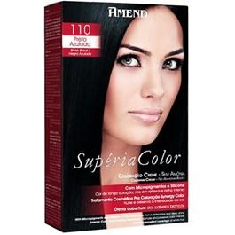Tonalizante Amend Supéria Color Preto Azulado 110