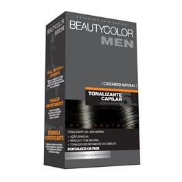 Tonalizante Beautycolor Men Castanho Natural