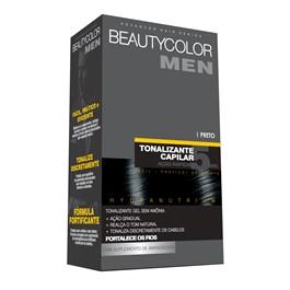 Tonalizante Beautycolor Men Preto