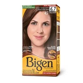 Tonalizante Bigen Chocolate 6.7