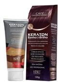 Tonalizante Keraton Banho de Brilho 100 gr Café Expresso