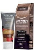 Tonalizante Keraton Banho de Brilho 100 gr Platina