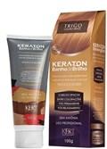 Tonalizante Keraton Banho de Brilho 100 gr Trigo