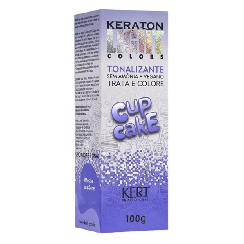 Tonalizante Keraton Fashion Light 100 gr Lavanda