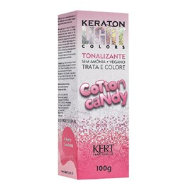 Tonalizante Keraton Fashion Light 100 gr Rosa
