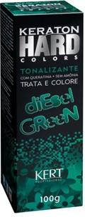 Tonalizante Keraton Hard Colors 100 gr Diesel Green