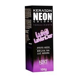Tonalizante Keraton Neon Colors 100 gr Lumi Lavander