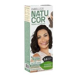 Tonalizante Natucor Castanho Escuro 3.0