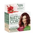Tonalizante Natucor Kit Econômico Castanho Claro Vermelho Acobreado 5.64