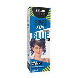 Tonalizante Salon Line Color Express Fun 100 gr Blue Rock