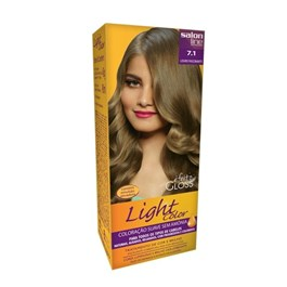 Tonalizante Salon Line Light Color Louro Fascinante 7.1