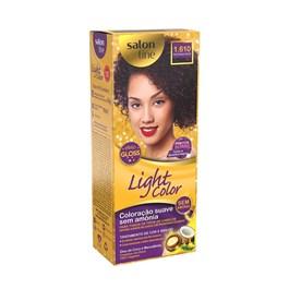 Tonalizante Salon Line Light Color Preto Bordeaux Especial 1.610