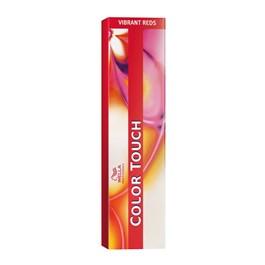 Tonalizante Wella Color Touch 60 gr Castanho Claro Avermelhado  5.4