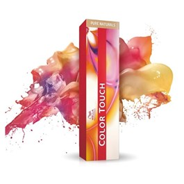 Tonalizante Wella Color Touch 60 gr Castanho Médio 4.0