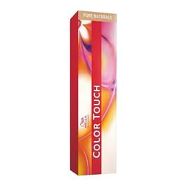 Tonalizante Wella Color Touch 60 gr Louro Ultra Claro Natural Acinzentado 9.01