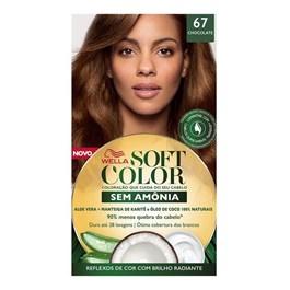 Tonalizante Wella Soft Color Chocolate 67