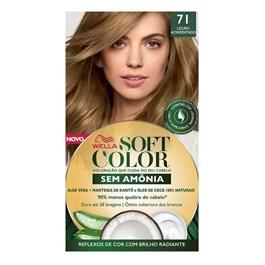 Tonalizante Wella Soft Color Louro Acinzentado 71