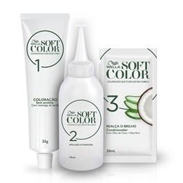 Tonalizante Wella Soft Color Preto Azulado 28