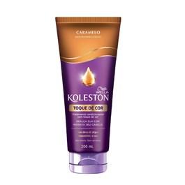 Tratamento Condicionador Koleston Toque de Cor 200 ml Caramelo