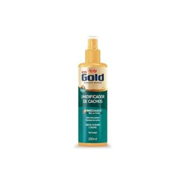 Umidificador de Cachos Niely Gold 200 ml